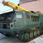 Буровая установка на базе Урал УРБ-2А2