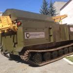 Самоходная буровая установка УРБ-2Д3
